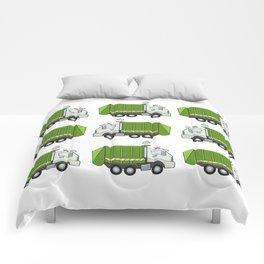 Garbage Truck Comforters