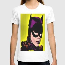 Retro Batgirl Pop Art T-shirt