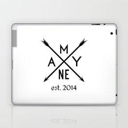 Mayne Arrows Laptop & iPad Skin