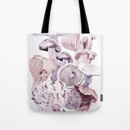 Mushroom Medley Tote Bag