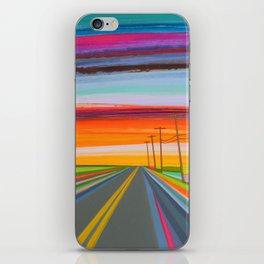 backroads iPhone Skin