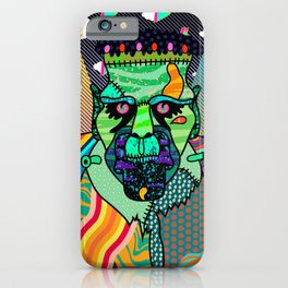 Frank Psychedelic iPhone Case