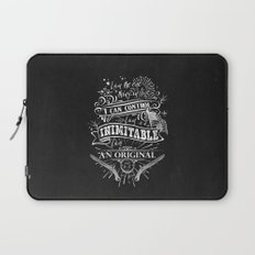 Hamilton - Inimitable Laptop Sleeve