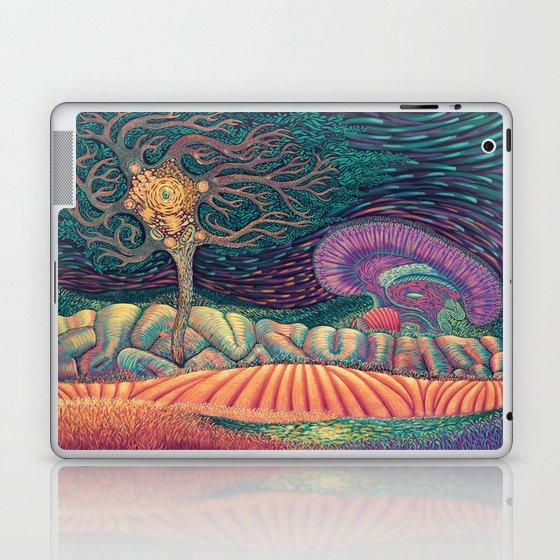 01 - Brain Forest Laptop & iPad Skin