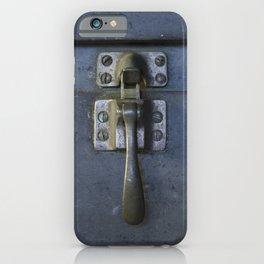 latch iPhone Case