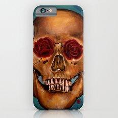 Memento Mori Skull iPhone 6s Slim Case
