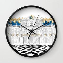 The Sun Palace Wall Clock