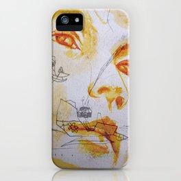 SPACE CONTROL iPhone Case