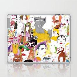 Pop Friends Laptop & iPad Skin