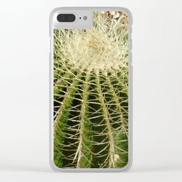 Don't Touch Clear iPhone Case