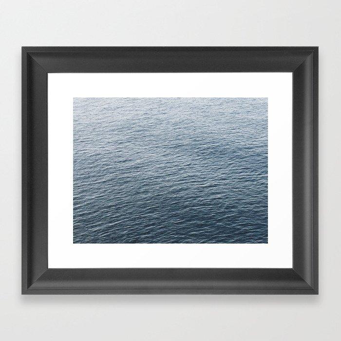 ocean Gerahmter Kunstdruck