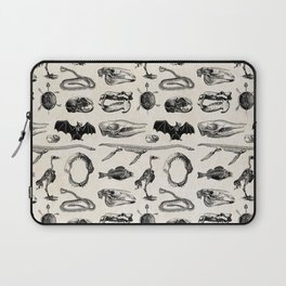 Various Animal Skeletons Laptop Sleeve