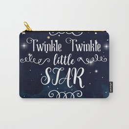 Twinkle Twinkle Little Star Carry-All Pouch