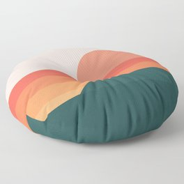 Sunseeker 08 Landscape Floor Pillow