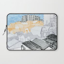 Tokyo landscape Laptop Sleeve