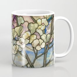 Louis Comfort Tiffany - Decorative stained glass 5. Coffee Mug