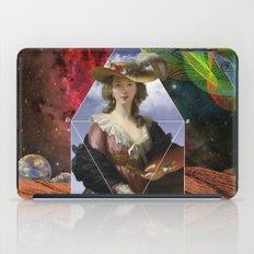 Aristocratic Woman iPad Case