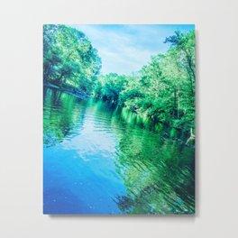 Dream River Metal Print