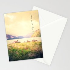 ...Here Come the Sun Stationery Cards