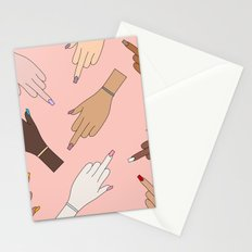 Worldwide Babes Stationery Cards