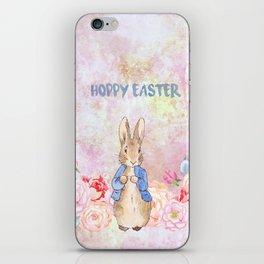 Hoppy The Bunny 3-Hoppy Easter iPhone Skin