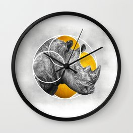 Jericho Wall Clock
