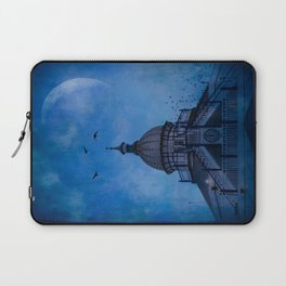 Camera Obscura - Eastbourne Pier Laptop Sleeve