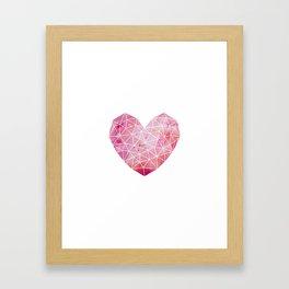 Heart No.1 Framed Art Print