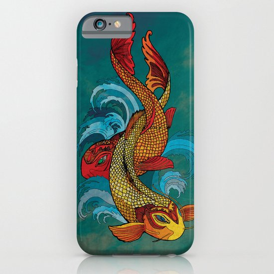 A tale of two fins. iPhone & iPod Case