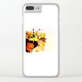 Feeling Clear iPhone Case