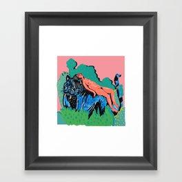 Alaska 2041 Framed Art Print