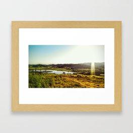 Paradise 2.0 Framed Art Print
