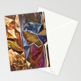 Tin Foil Stationery Cards