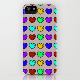 Heart shaped box iPhone Case