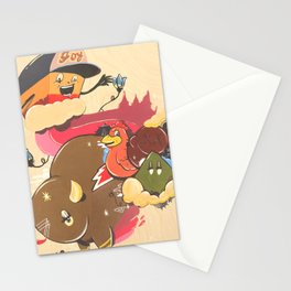 Blooming #1 Stationery Cards