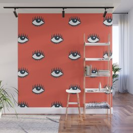 EYES POP Wall Mural
