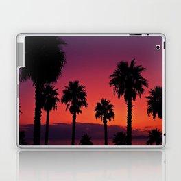 Sunset Is My Favourite Colour Laptop & iPad Skin