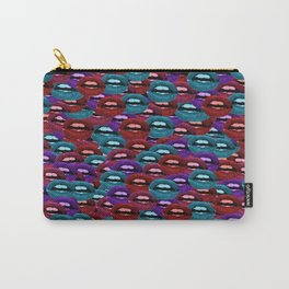 Lips Are Movin Carry-All Pouch