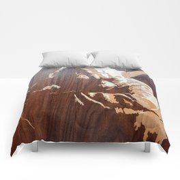 Yoda master art marquetry Comforters