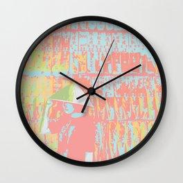 Memories of Jayne Wall Clock
