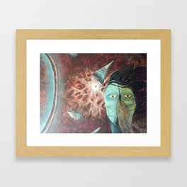 """The Boss"" Framed Art Print"