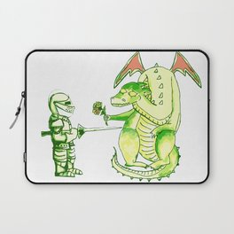 Good v.s. Evil? Laptop Sleeve