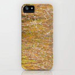 Flaxen iPhone Case
