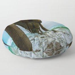 Murky Dreams - HB Pier 2016 Floor Pillow