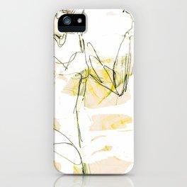 Geist iPhone Case