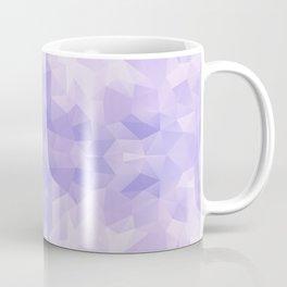 Light purple geometric design Coffee Mug