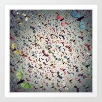 bats Art Prints featuring Bats by Cody Weber