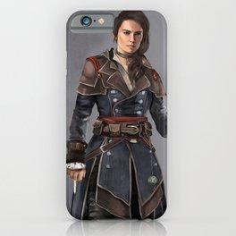 OC Ellie McAlister - Assassin Master iPhone Case