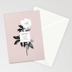Como Se Flor Stationery Cards