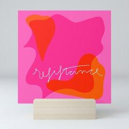 46/100 Mini Art Print